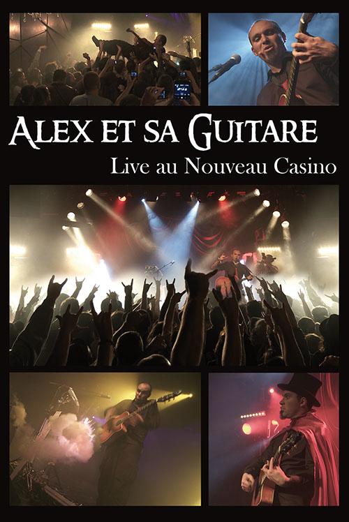 DVD Live au Nouveau Casino